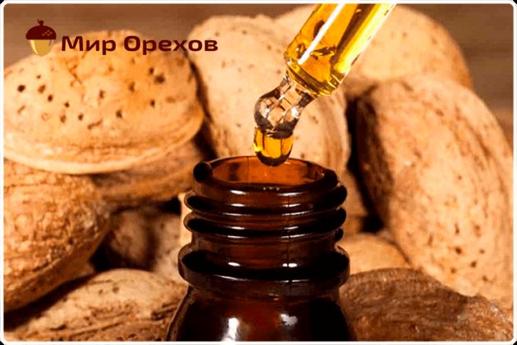 миндальное масло
