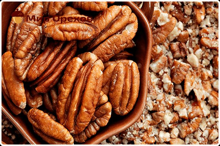 орех пекан полезные свойства для мужчин